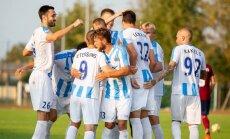 'Riga FC' kļūst par 'Ventspils' pretinieci Latvijas kausa finālā