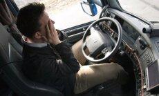 Latvijā tiks organizēta kampaņa pret miegainiem autovadītājiem