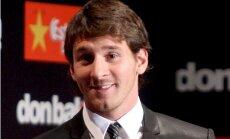 'Barcelona' futbola klubs neuzskata Mesi par vainīgu nodokļu krāpniecībā