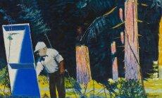 100 dārgumu mākslas muzejā: Rūdolfa Piņņa 'Gleznotājs'