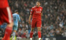 Slavenais Anglijas izlases kapteinis Džerārds atvadās no futbola