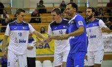 'Biolars/Jelgava' panāk piekto spēli Latvijas volejbola čempionāta pusfināla sērijā