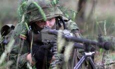 Lietuva uz starptautiskajām operācijām var sūtīt 130 karavīrus
