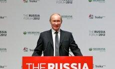 Krievijas premjera preses sekretārs: ziņas par atentātu pret Putinu saistīšana ar vēlēšanām ir zaimi