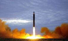 Эксперты: действительно ли новая ракета КНДР может достичь любой точки в США?