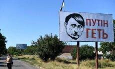 Krievija piedzīvo tādu masu psihozi kā Vācija 1933.gadā, paziņo Krievijas deputāts