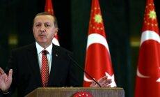 Президент Турции Эрдоган объяснил крушение Су-24