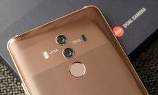 'Forbes' apskatnieks: gada iemīļotākais viedtālrunis – 'Huawei Mate 10 Pro'
