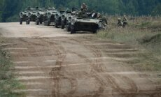 Latvija no Krievijas gaida priekšlikumus par tās agresīvās rīcības mazināšanu pierobežā