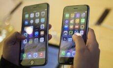 Par LMT pērn pārdotāko tālruni kļuvis 'iPhone 6'