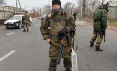 Kopš Minskas vienošanās noslēgšanas kaujinieki sagrābuši 500 kvadrātkilometrus Ukrainas zemes