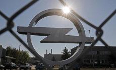 Saistībā ar 'dīzeļgeitas' skandālu Vācijas policija veic kratīšanu 'Opel' rūpnīcās