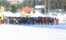 Pēc pavasara atnākšanas Madonā vēl notiks distanču slēpošanas sacensības