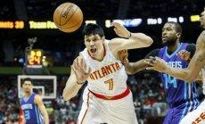 NBA uzbrucējs Iljasova nepalīdzēs Latvijas pretiniecei Turcijai Eiropas čempionātā
