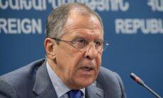 Лавров: Вступление Черногории в НАТО не укрепляет безопасность альянса