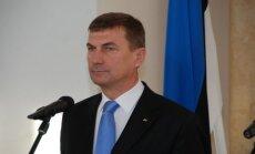 Igaunija kandidēšanai uz EK izvirza ekspremjeru Ansipu