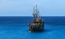 Bīstamākie jūras ceļi, ko apdraud pirāti