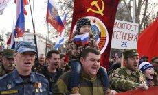ĀM: nepieņemsim pasi, kurā dzimšanas vieta būs norādīta 'Krimas republika/Krievija'