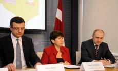 Штейнбука: деньги из фондов ЕС спасли Латвию во время кризиса