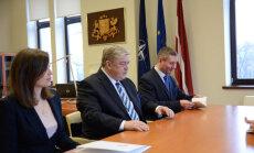 Новый посол России в Латвии настроен на улучшение отношений двух стран