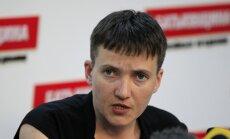 Савченко: отношения с Россией наладятся только после смены власти в Кремле