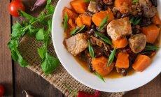 Ķirbju sautējumi katrai nedēļas dienai: 7 receptes gan gaļēdājiem, gan veģetāriešiem