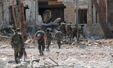 Шойгу заявил о прекращении авиаударов под Алеппо