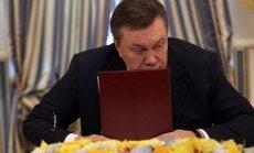 Ukraina gatavojas lūgt Krievijai izdot Janukoviču
