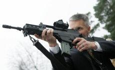 """Пабрикс - зеленым человечкам: """"Если пересечете границу, мы вас застрелим"""""""