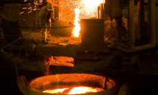 Krievijas uzņēmums 'Afina Pallada' atsācis pārrunas par 'Liepājas metalurga' iegādi