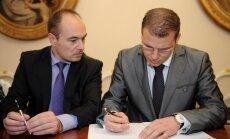 Нацблок назвал своих потенциальных лидеров на выборах в Сейм