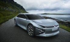 'Citroen' radījis luksusa sedana prototipu 'CXperience'