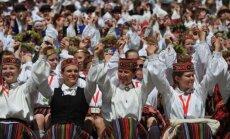 Cēsīs būs Latvijas sieviešu un vīru koru salidojuma lielkoncerts