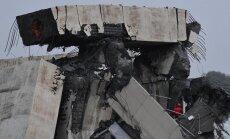 Власти Италии назвали причину обрушения моста в Генуе