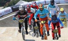 Rožukalns un Lisovskis pasaules BMX čempionātā izcīna otrās vietas