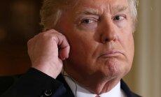 Trieciens Trampam: Republikāņu pārvaldītais Senāts neatceļ 'Obamacare'