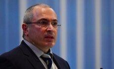 Ходорковский не увидел смысла в финансировании кампании Собчак