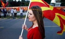 Maķedonijas krīze var pārvērsties vēl vienā Balkānu traģēdijā
