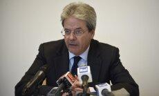 Itālija vēlas saglabāt attiecības ar Krieviju, neskatoties uz krīzi Ukrainā