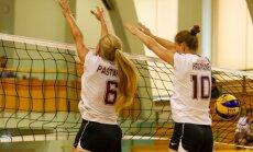 Latvijas sieviešu volejbola izlase EČ kvalifikācijas ievadā zaudē Spānijai
