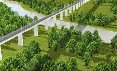 Somijas biznesa kopienai un politiķiem liela interese par projektu 'Rail Baltica', pauž 'RB Rail'