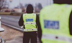 Ceļu policija šodien Rīgā veic reidus