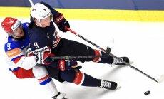 Pasaules čempionātā hokejā kļūs zināmi finālisti