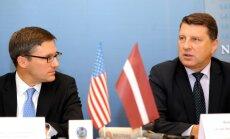 ASV turpinās sūtīt karavīrus uz Baltijas valstīm tik ilgi, cik tas būs nepieciešams, sola amatpersona