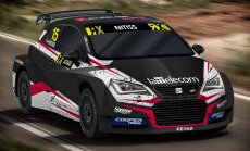 Reinis Nitišs šāgada pasaules rallijkrosa čempionātā pārstāvēs Vācijas 'All-Inkl.com Racing' komandu