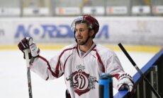 Rīgas 'Dinamo' hokejisti Ufā centīsies gūt pirmos punktus KHL regulārajā čempionātā