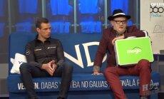 Video: Baumanis stāsta par naudas lietām rallijkrosā