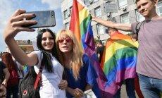 ВИДЕО: Гей-парад в Киеве собрал рекордное число участников