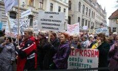 В акции протеста учителей могут принять участие 5000 человек
