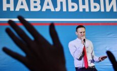 Krievijas varasiestādes noraida Navaļnija kandidatūru prezidenta vēlēšanām